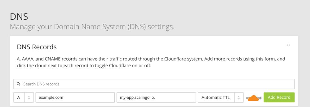 cloudflare-add-record