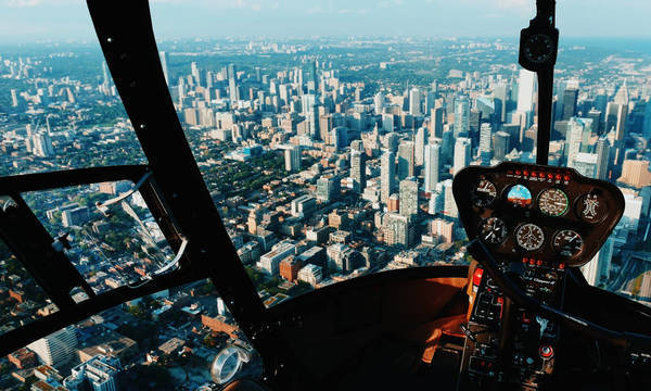 Helicopter cockpit thumbnail